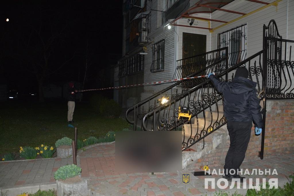 Под Киевом убили бизнесмена