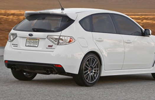Subaru представит новую модель Impreza WRX STI Special Edition