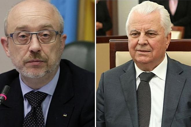 Вице-премьер Резников продвигает главой ТКГ Леонида Кравчука