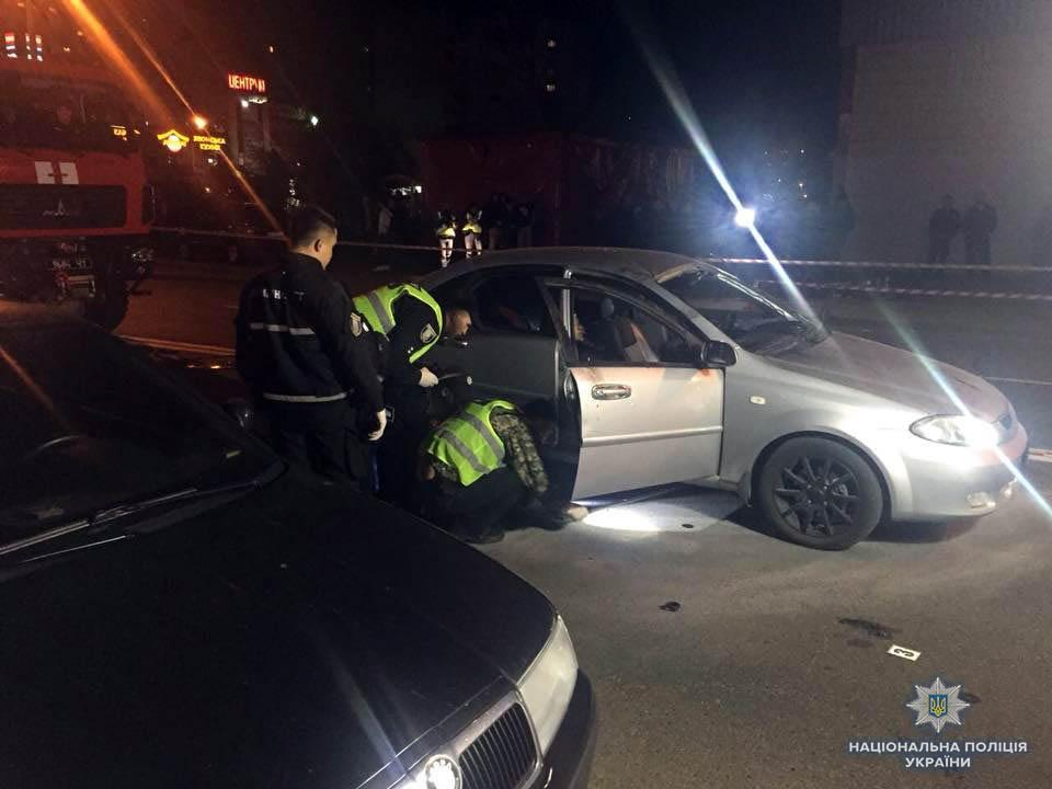 В Киеве погиб мужчина в результате взрыва автомобиля