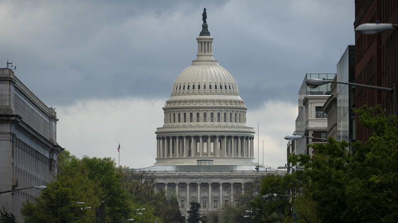 В Конгрессе США считают, что Россия превращает Азовское море в море пира...