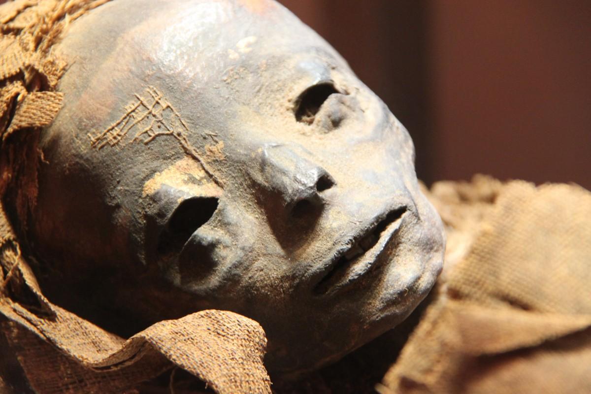 О дивный древний мир. Самые невероятные и мрачные находки археологов 201...