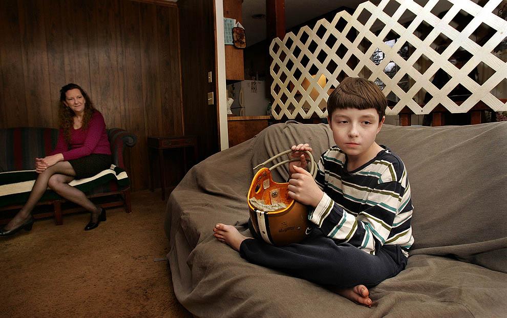 В Киеве увеличилось количество аутистов