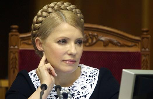 Тимошенко: я всегда поддерживаю сильных и независимых женщин