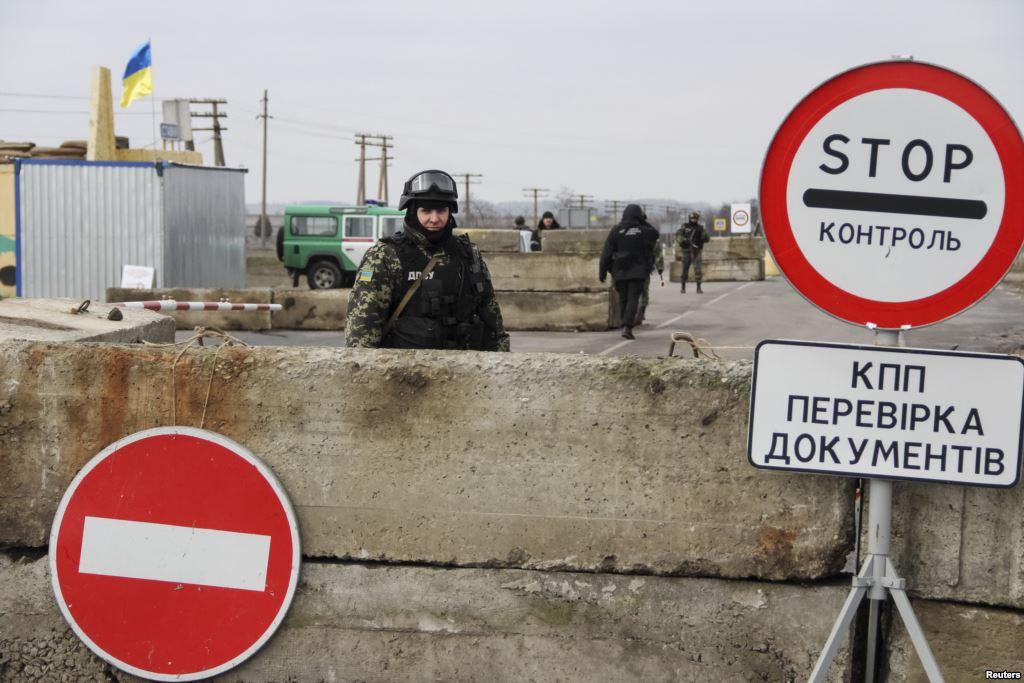 Активисты блокады начнут дежурить на админгранице с Крымом