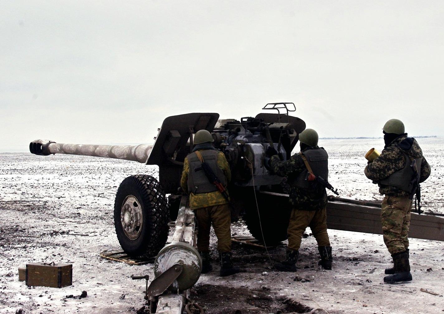 Два воина АТО погибли в бою за приграничный КПП Фащевка