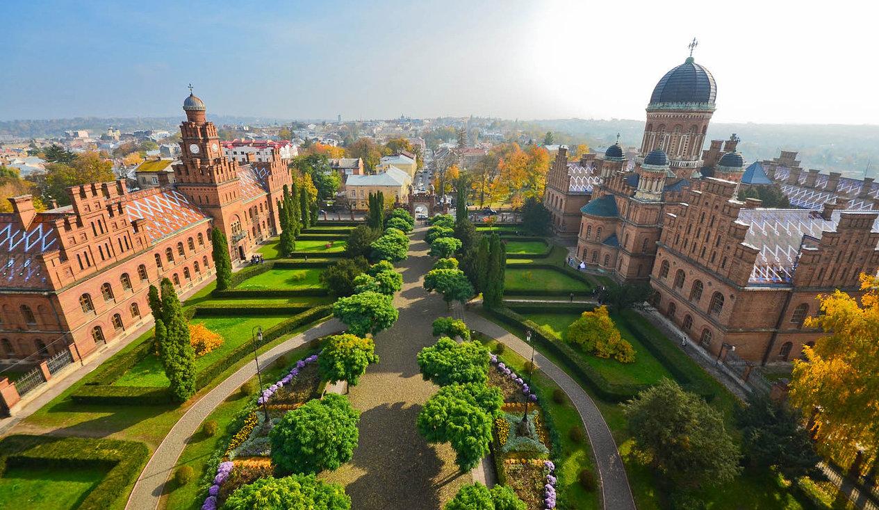 Экологический рейтинг Украины в третий раз подряд возглавила Черновицкая...