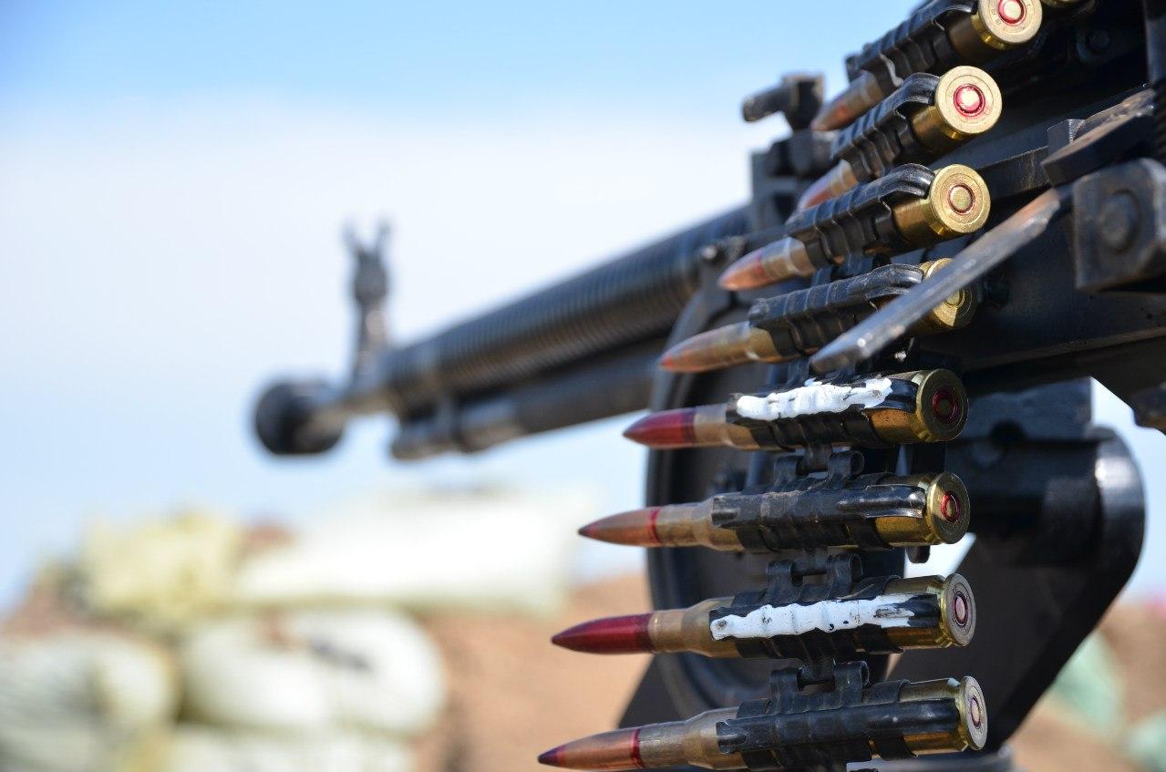 АТО: боевики снова начали обстреливать прифронтовые населенные пункты