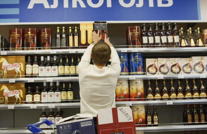 Минфин хочет повысить минимальные цены на алкоголь
