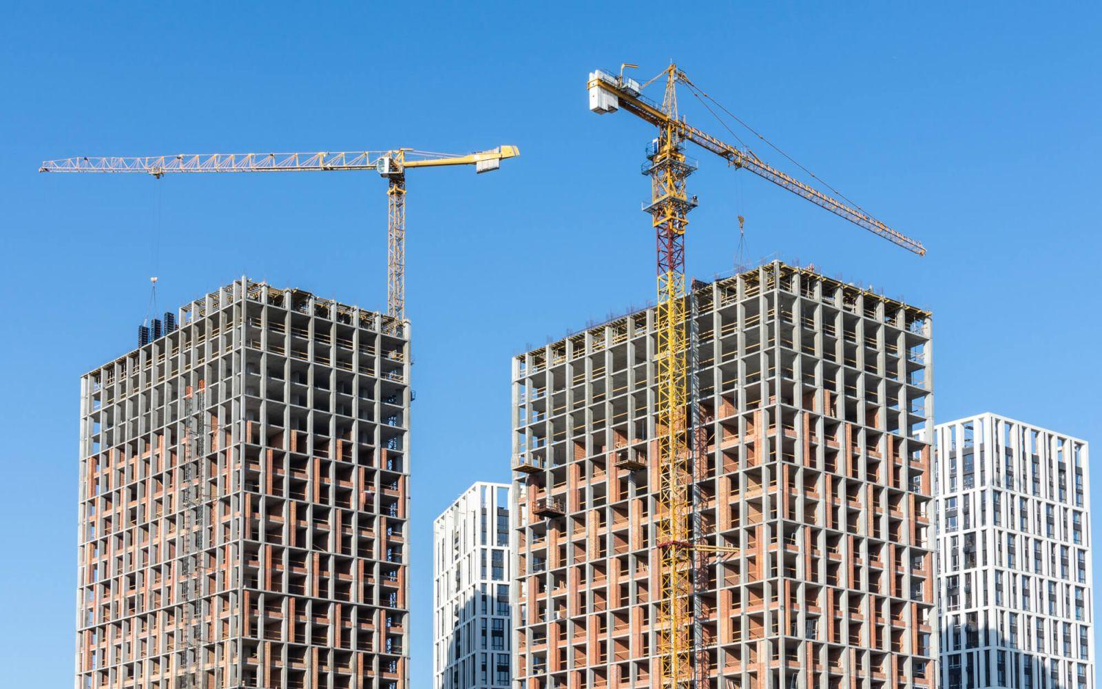 Большая стройка. Что происходит на рынке жилой недвижимости