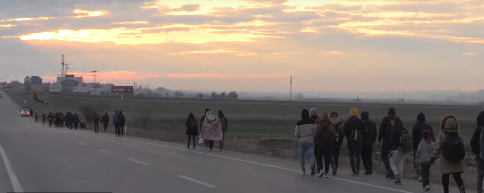 Турция перестала удерживать мигрантов на своей границе