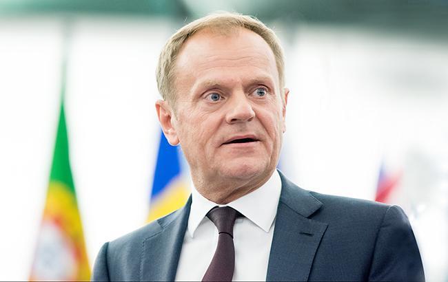 В Украину с трехдневным визитом едет президент Европейского совета