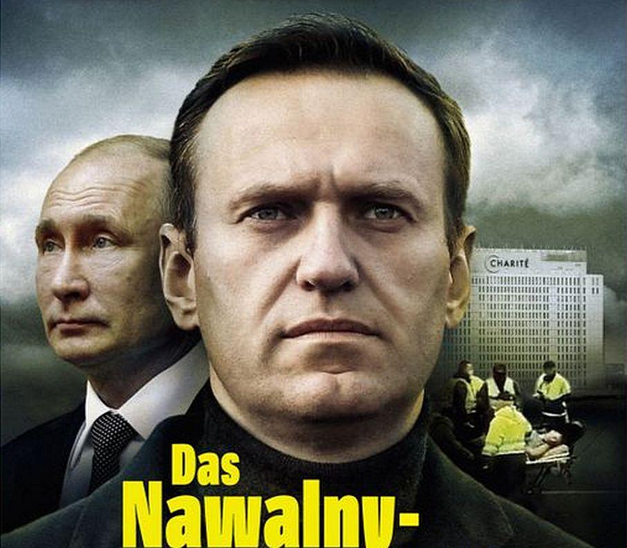 Клиника, где лежит Навальный,  связалась с лабораторией, изучавшей отрав...