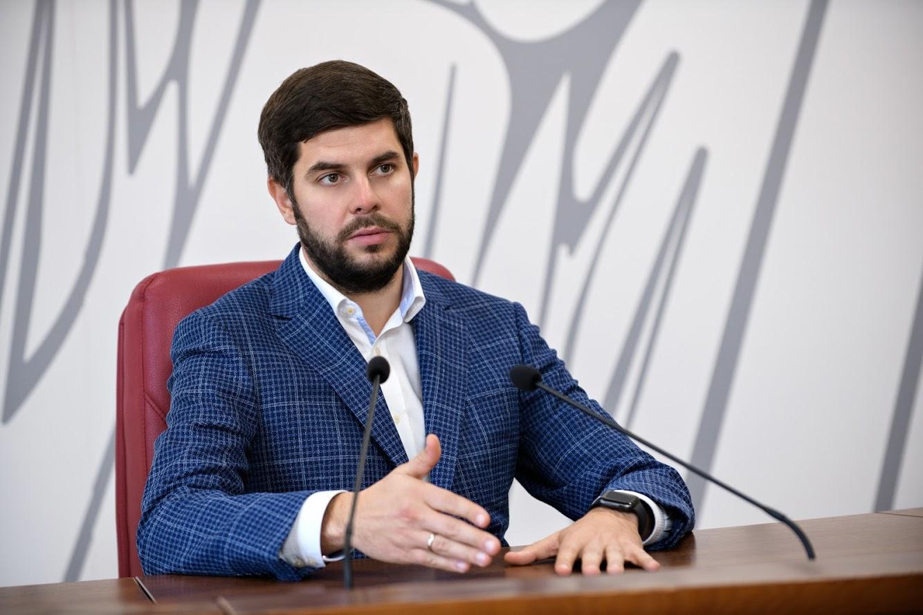 Чистый воздух и вода: глава Экологической комиссии Киевсовета Константин...