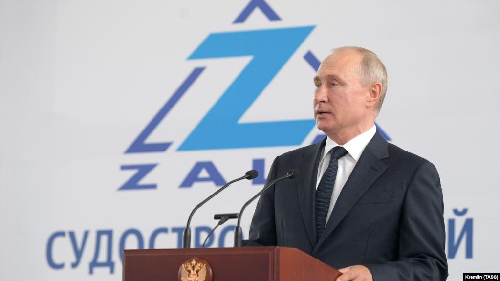 США резко отреагировали на намерение России строить корабли в Крыму