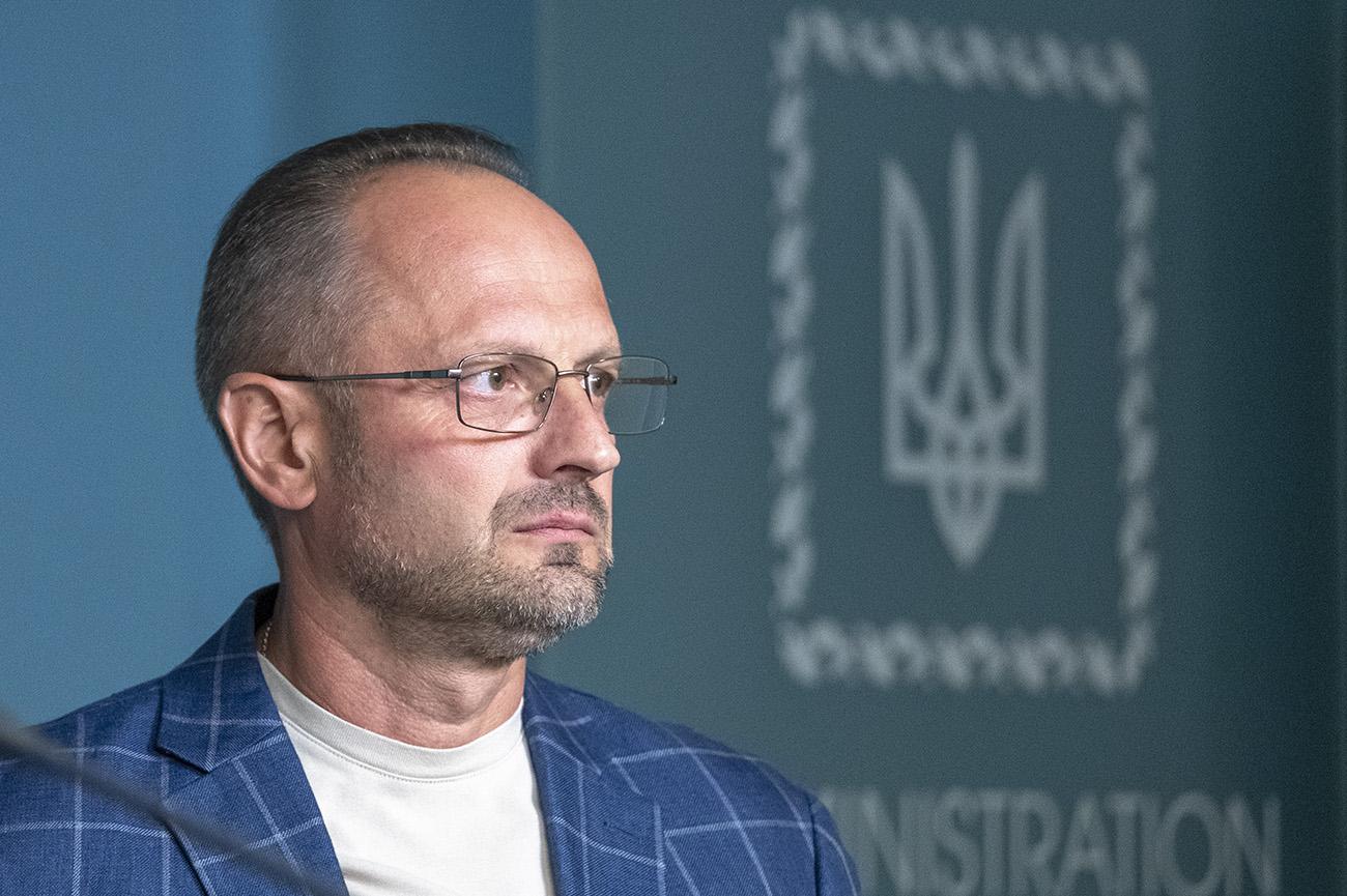 Безсмертный назвал незаконным указ Зеленского о получении гражданства россиянами