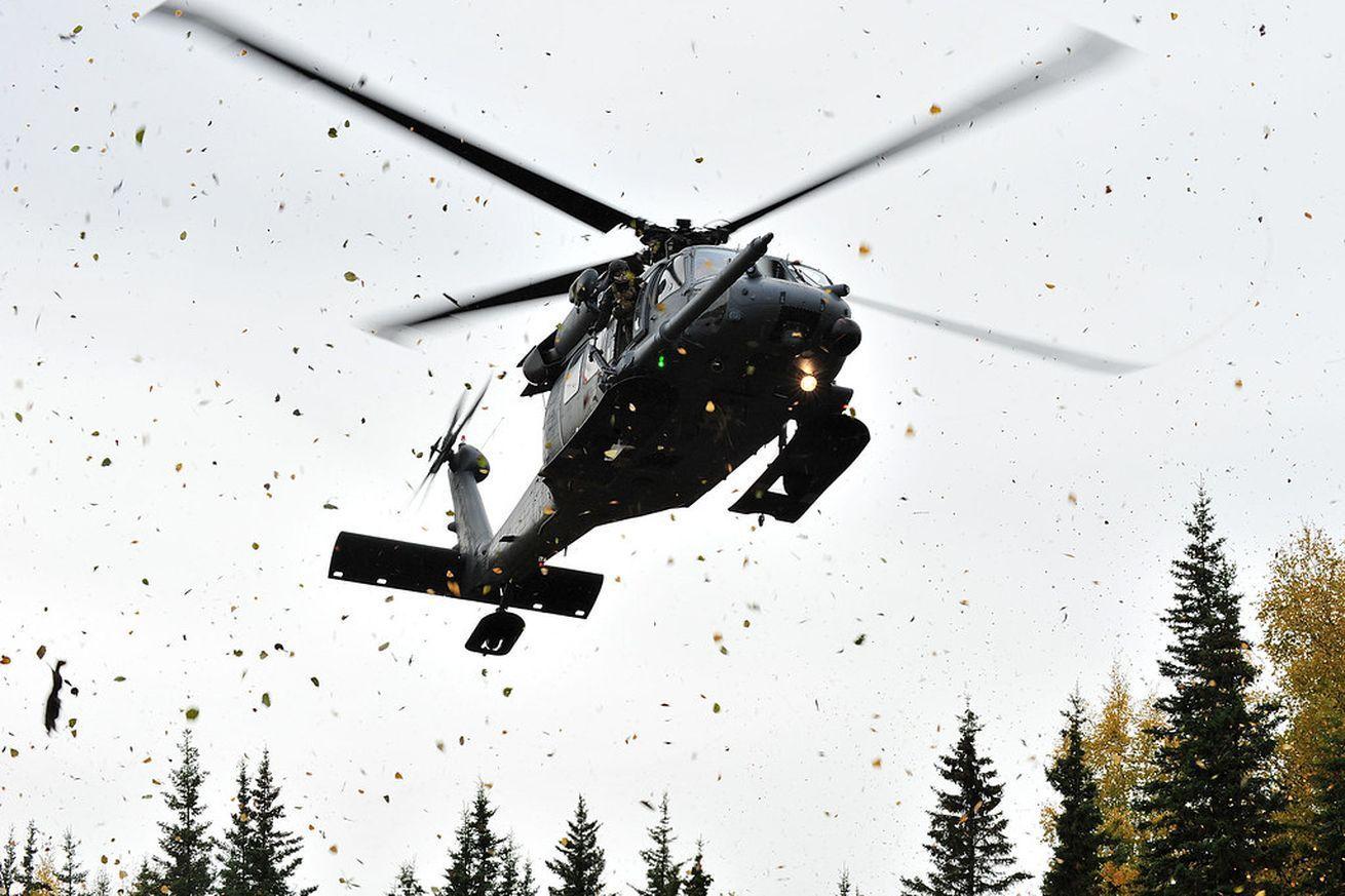 В США разработают военный дрон для эвакуации сбитых пилотов
