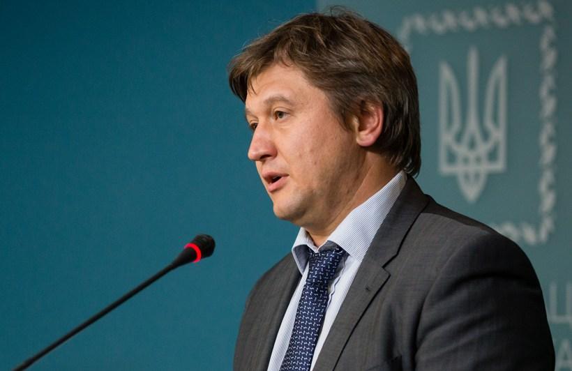 Министр финансов пообещал выполнить реформы Яресько на 150%