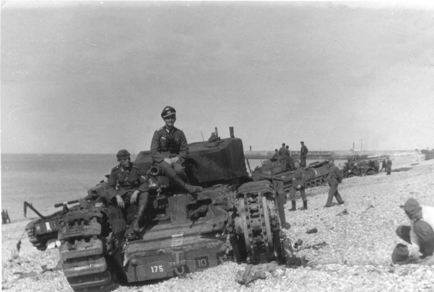Коммандос в Дьеппе. Забытая история первой высадки союзников во Франции