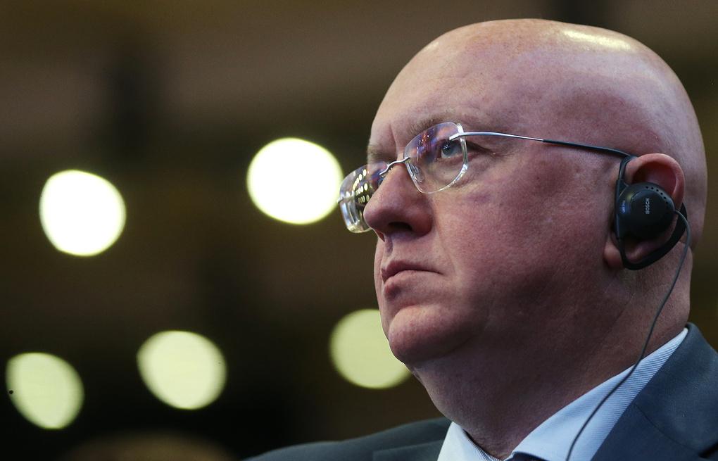 Россия ползучей аннексией не занимается: постпред РФ в ООН о паспортизац...