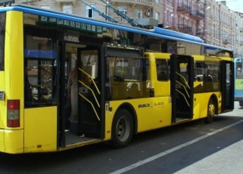 В Киеве восстановлен троллейбусный маршрут №19