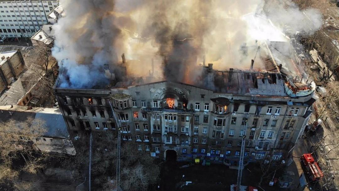 Кабмин повышает штрафы за нарушение требований пожарной безопасности