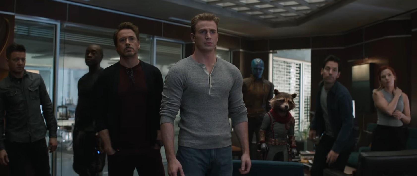 """Встреча с Таносом: что показали в новом трейлере фильма """"Мстители: Финал..."""
