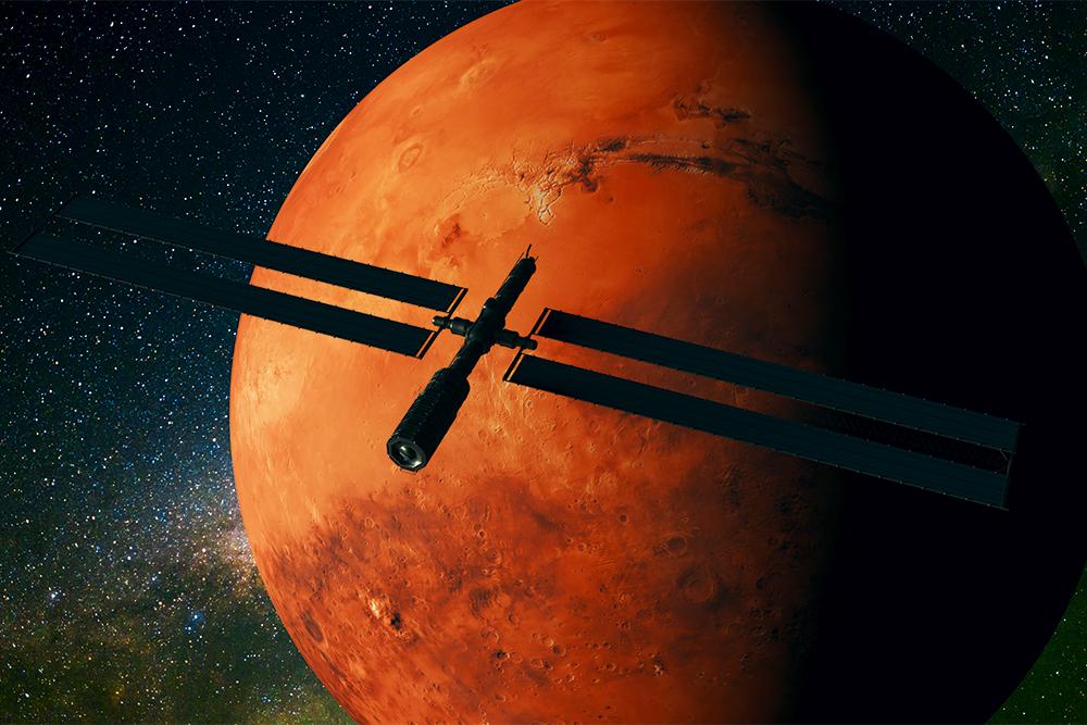 Тайны четвертой планеты. Что человечество узнало о Марсе с начала космич...