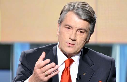 Ющенко намерен жестко контролировать исполнение своих поручений по борьб...