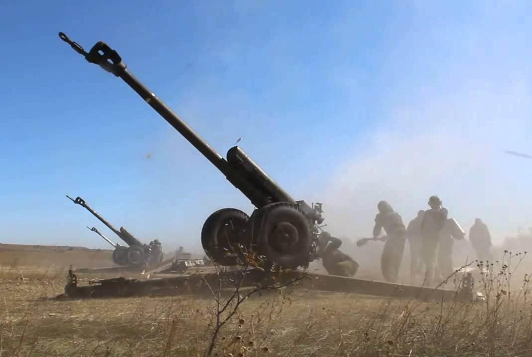 Российская артиллерия обстреляла российское село, – СМИ