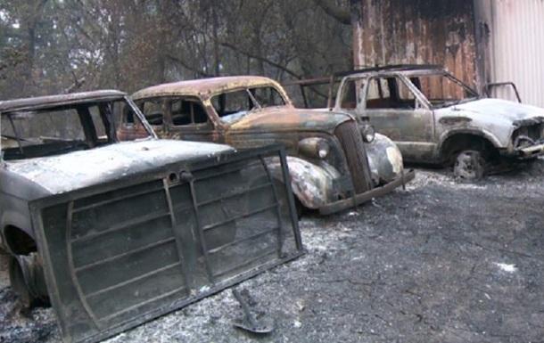 Американец спас свой дом от пожара, потушив огонь пивом