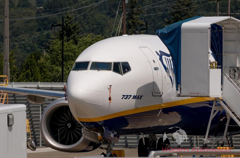 Авиакомпания Ryanair изменила название, купленных самолетов Boeing 737 Max, – СМИ