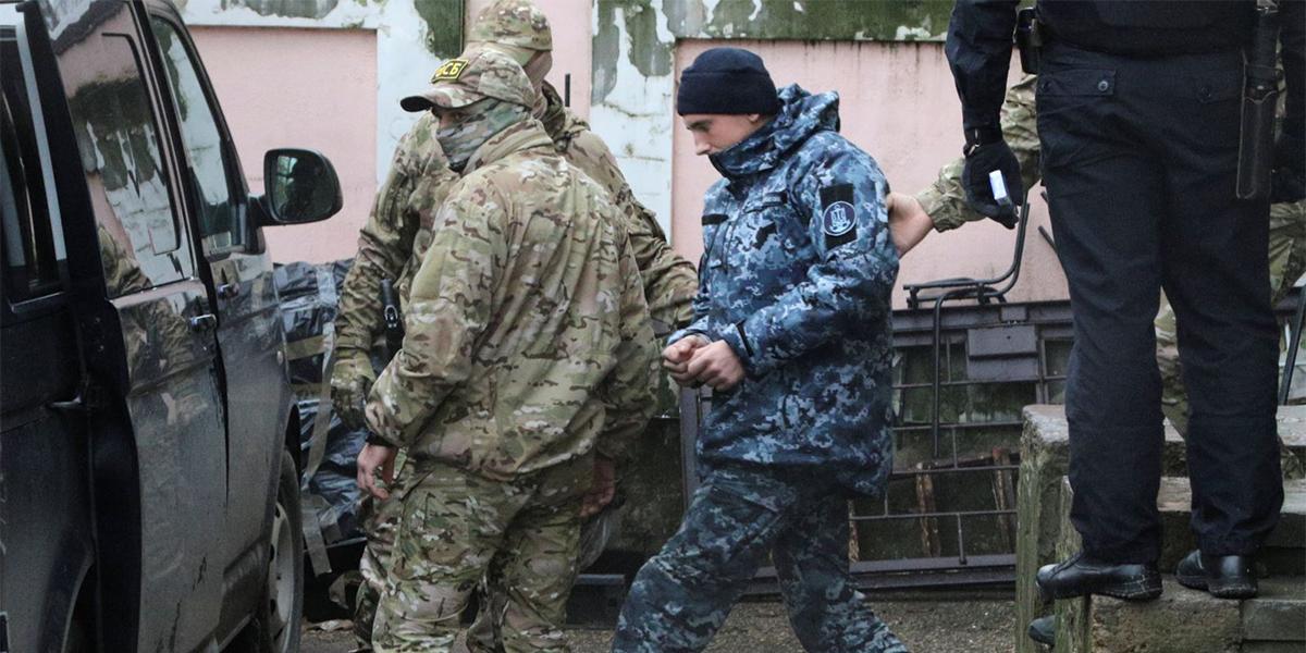 """""""Правило 39"""". Чем поможет украинским пленным морякам рассмотрение дела в..."""