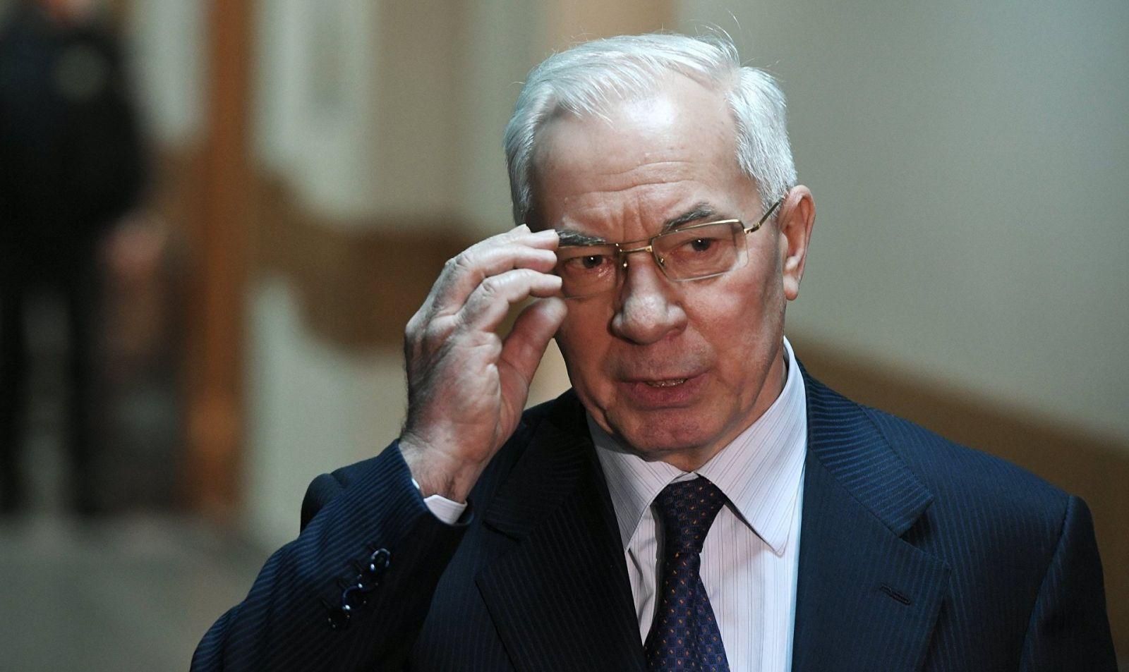 Прокуратура Милана просит суд  привлечь к ответственности сына Азарова з...