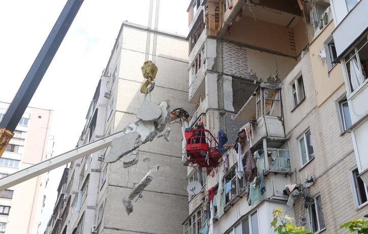 Геращенко назвал главную версию взрыва на Позняках