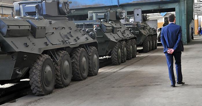 """Аудит  """"Укроборонпрома"""" проведет """"Бейкер Тилли Украина"""""""