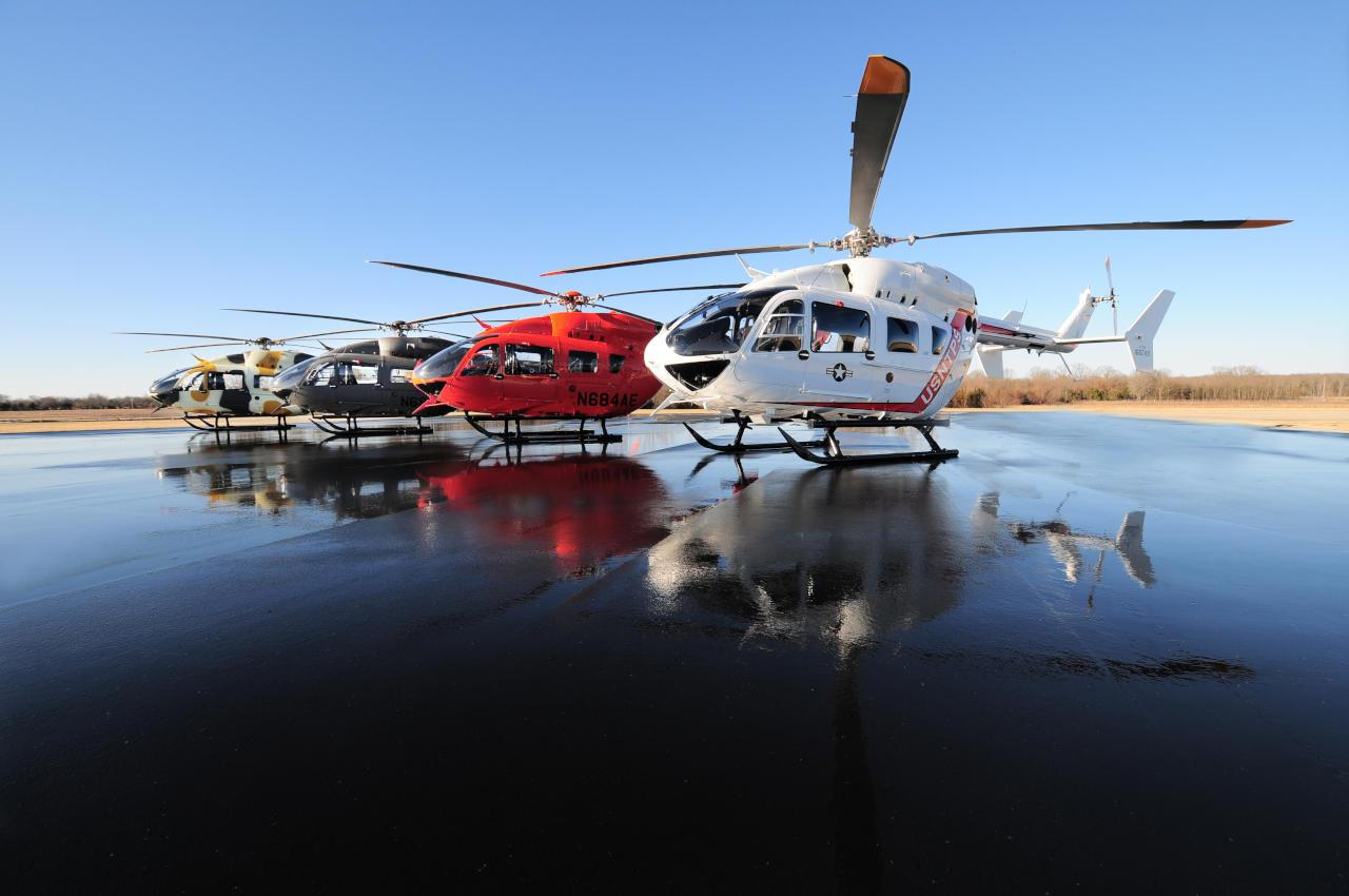 Украина и Франция подписали второй этап соглашения о закупке вертолетов