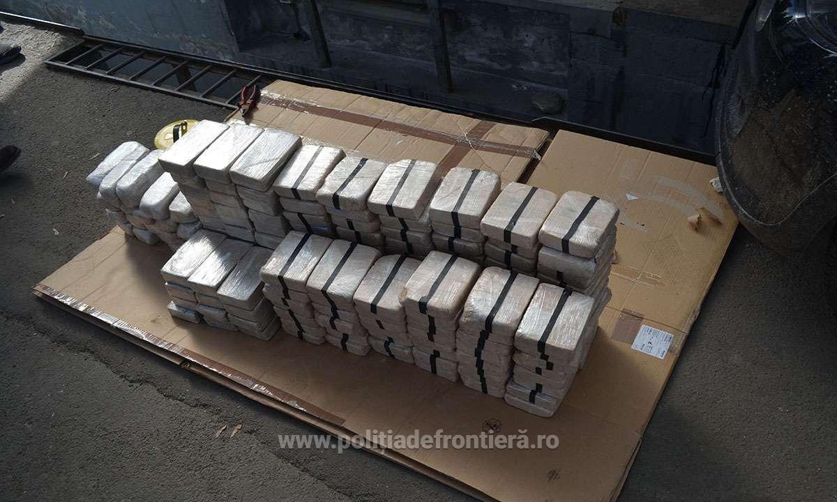 На украинской границе не заметили перевозку 84 кг героина