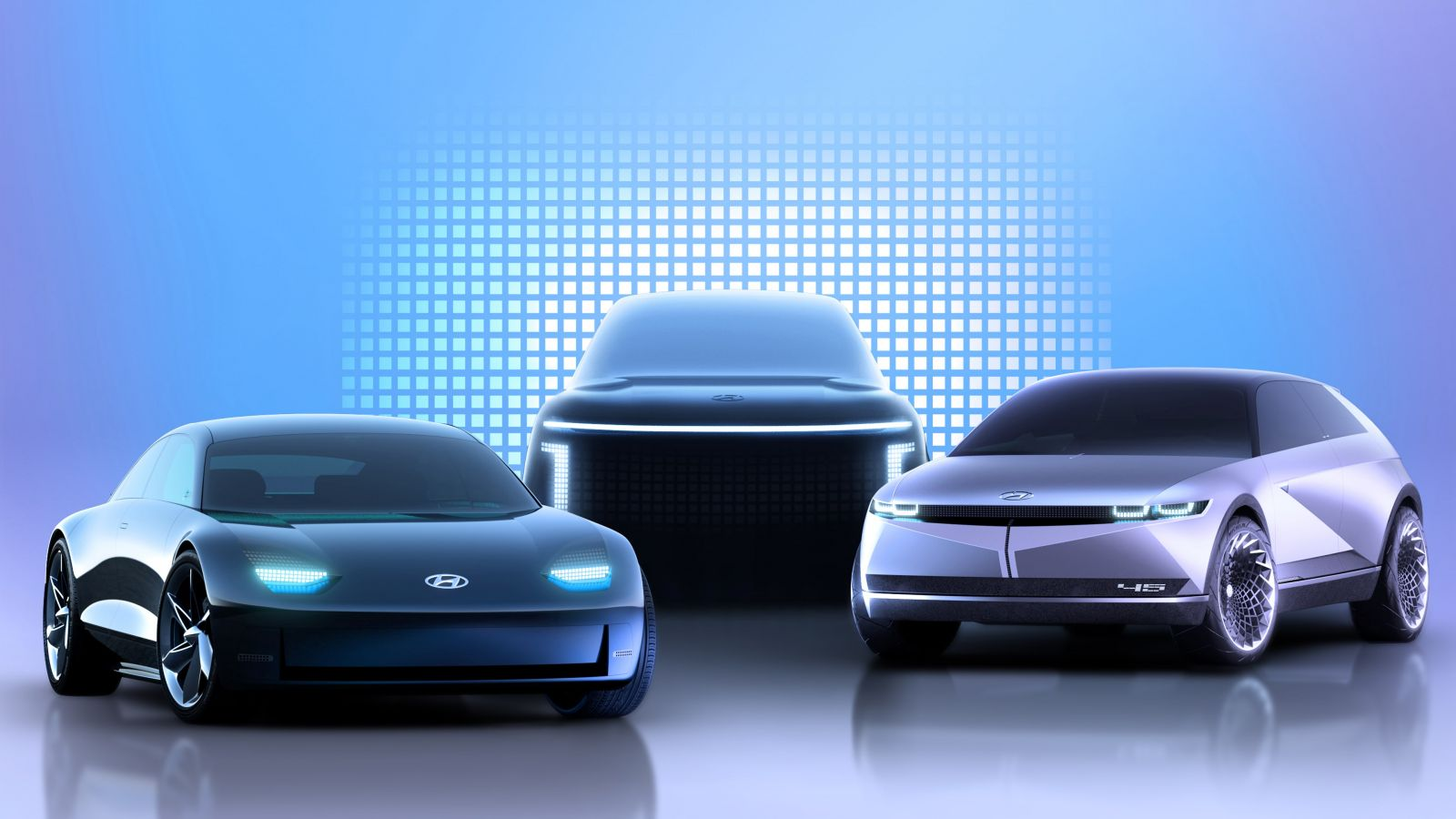 Hyundai запускает собственный бренд электрокаров