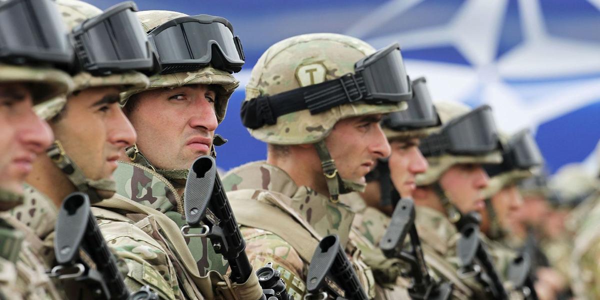 НАТО собирается с силами. Как Североатлантический альянс готовится к про...