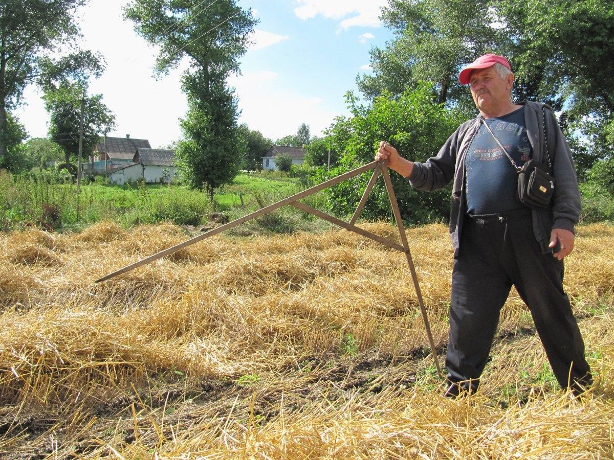 Площадь незарегистрированной земли в Украине сопоставима с площадью Туни...