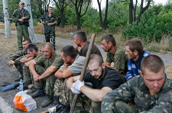 Обмен пленными между Украиной и боевиками ОРДЛО запланирован на 27 декаб...