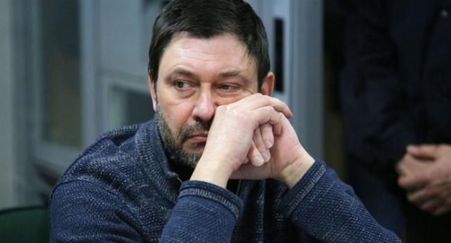 Вышинский в Киеве и в обмене не участвует, – адвокат