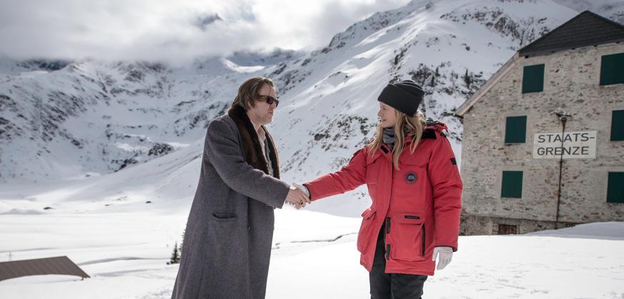 Забыли, как выглядит снег? 5 фильмов, после которых вы замерзнете даже п...