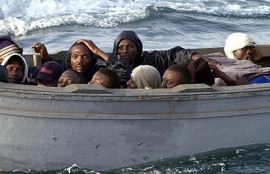 Сбежать в ЕС. Репортаж Фокуса
