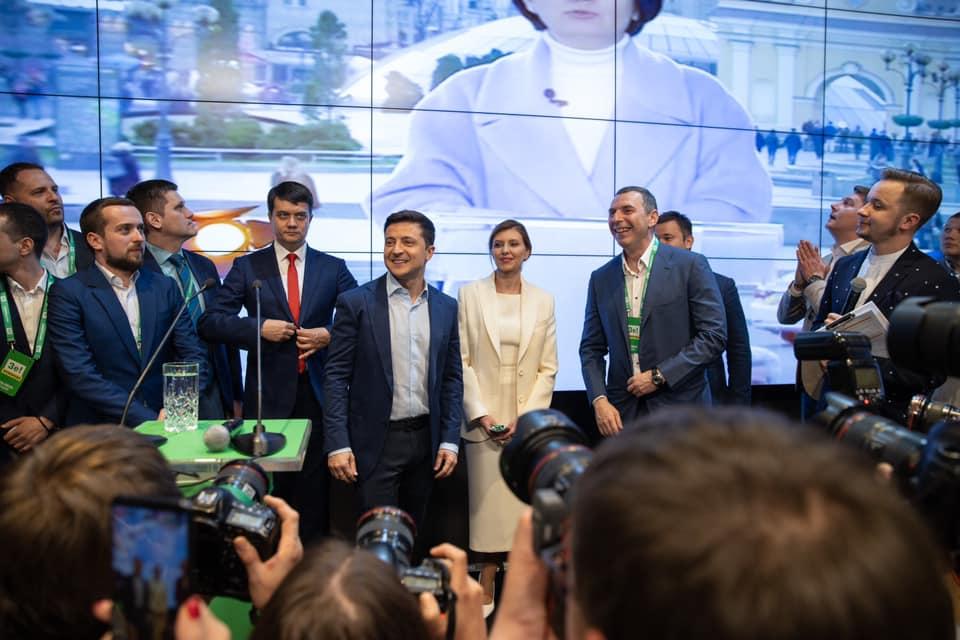 Инаугурация Зеленского состоится не позднее 31 мая, – глава ЦИК