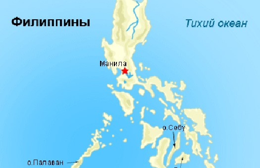 На Филиппинах сдался организатор массового убийства