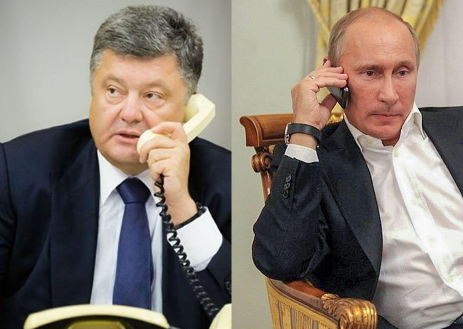 """Мир, труд, Путин. В соцсетях обсуждают запись разговора """"Порошенко"""" с гл..."""
