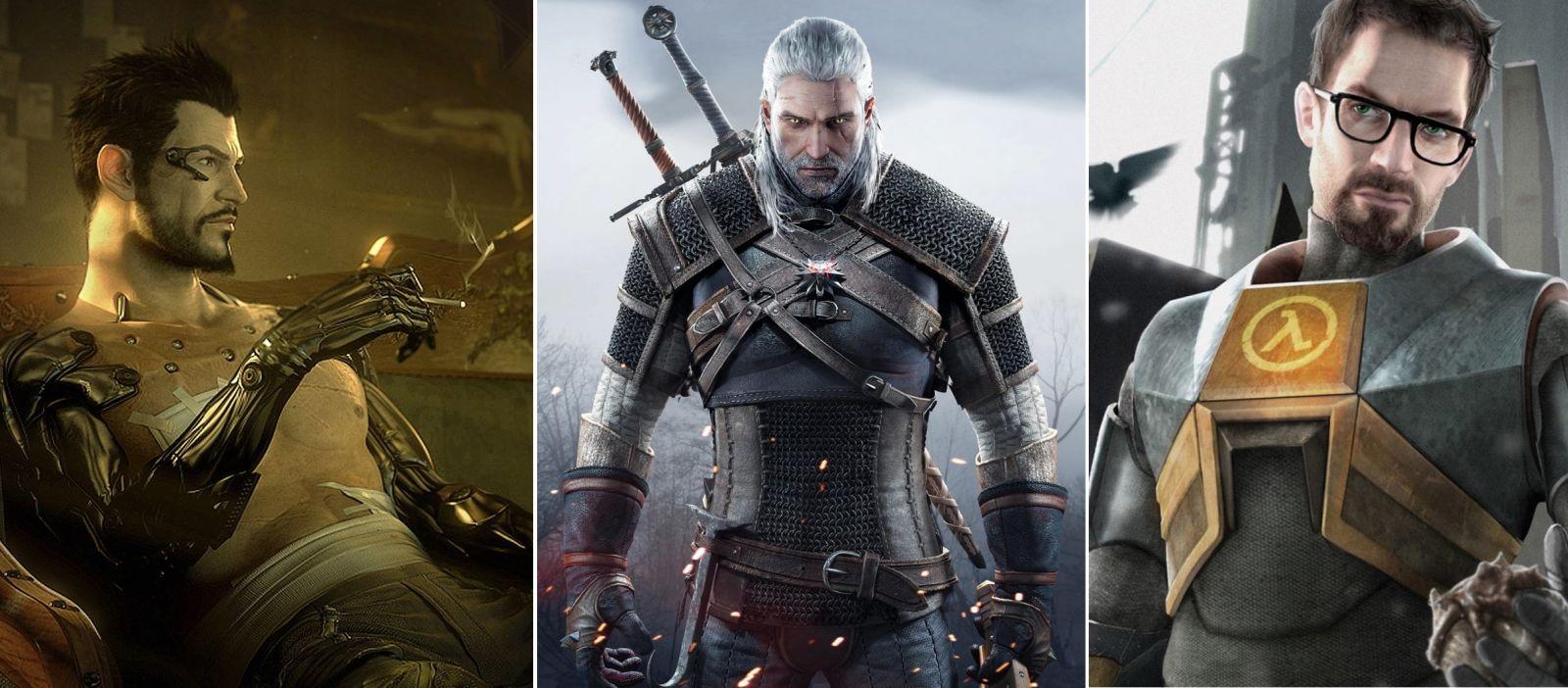 Сыграем? Опубликован список лучших видеоигр XXI века
