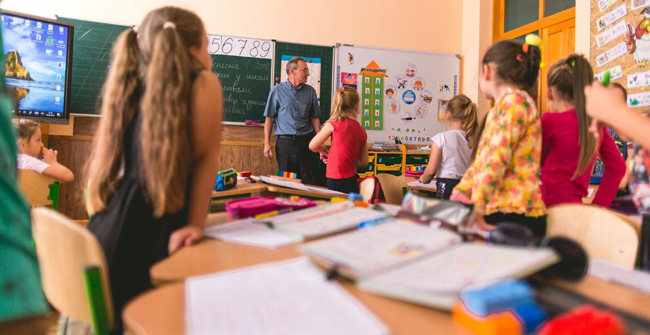 """1 сентября начнется """"нормальный"""" учебный год, – Шмыгаль"""